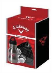 Callaway Water Bottle Gift Set